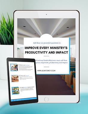 ministry impact freebie jean toney comp.