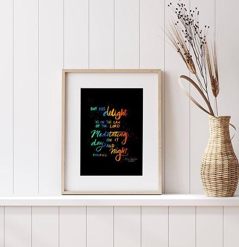 Psalms 1_2 Framed artprint.jpg
