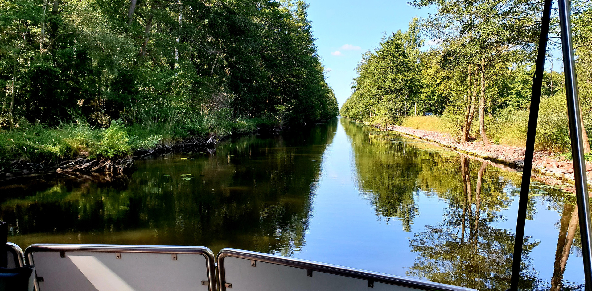 Kanalfahrt