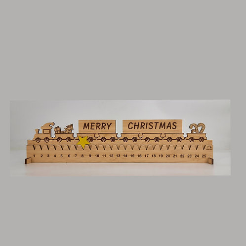 Merry Christmas Advent Roller