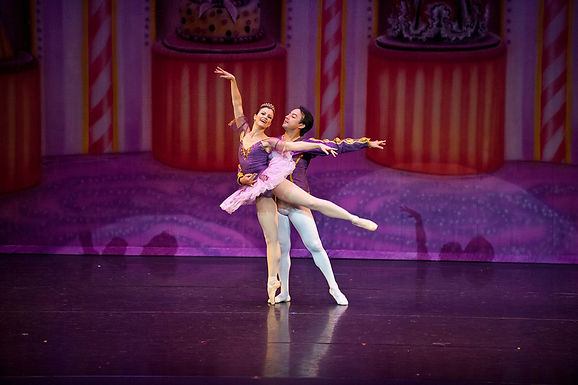 Pablo and Cassandra Infante