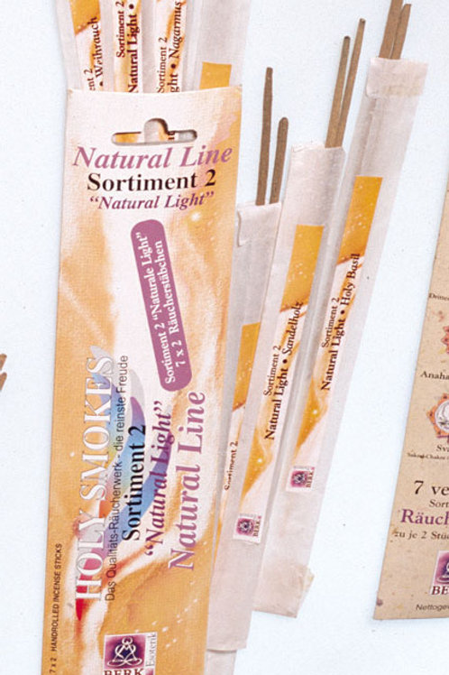 """Holy Smokes Natural Line """"Natural Love"""" Sortiment 1"""