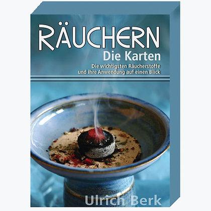 Räuchern - die Karten von Dr. Ulrich Berk