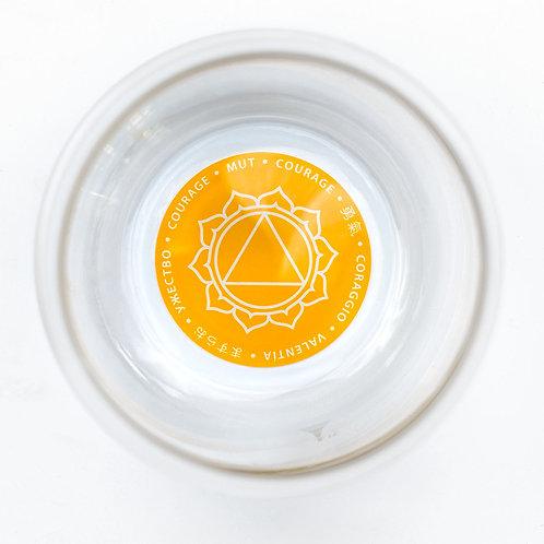 Becher Mythos Solar-Plexus-Chakra