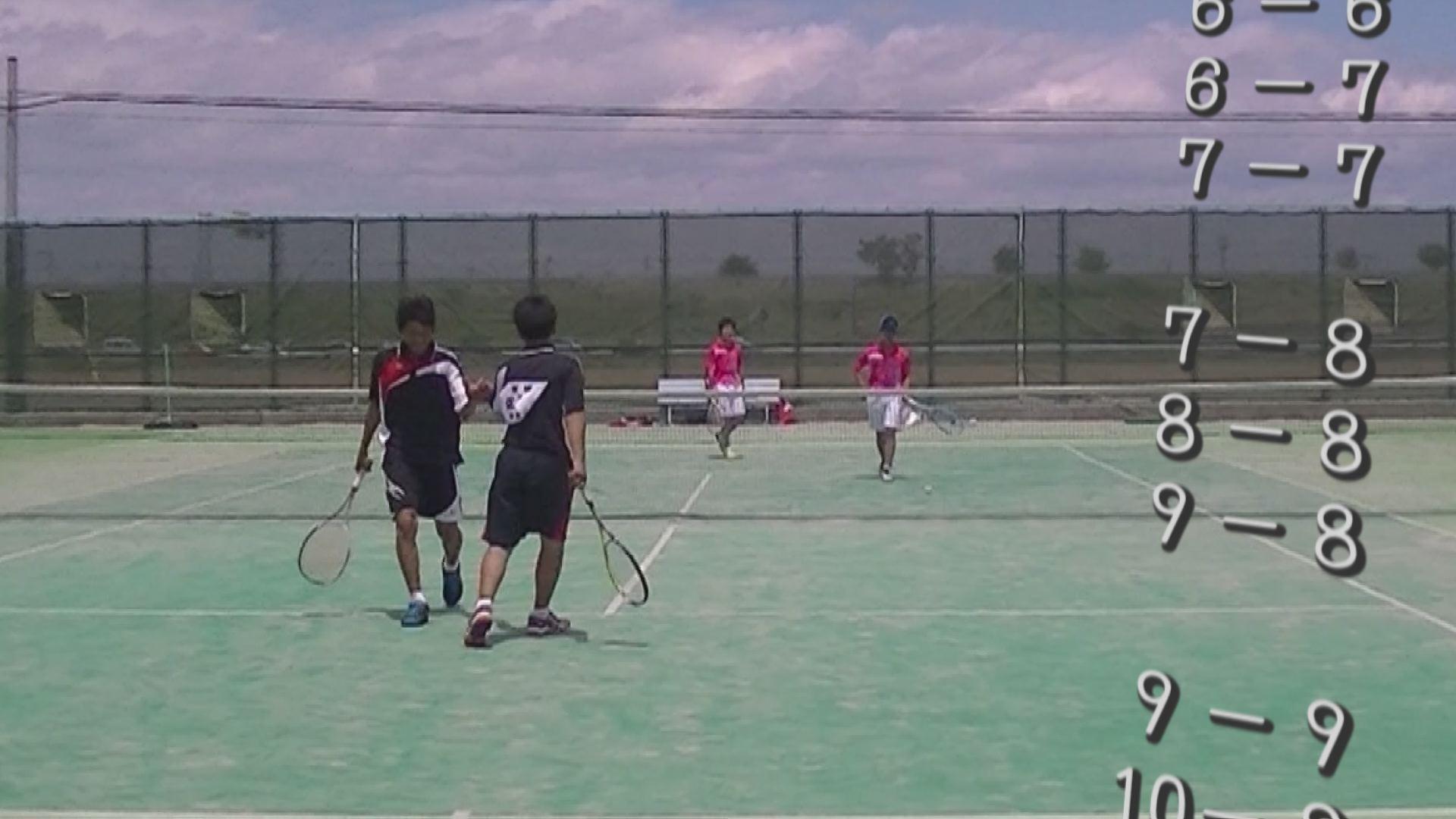 沖野中学校テニス部父兄 様