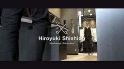 Hiroyuki Shishido Barbershop Fukunokami  様