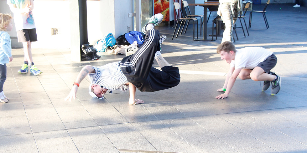 Newtown Festival Kids Performance