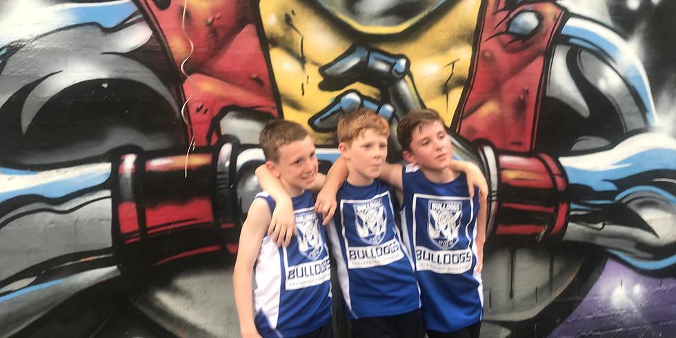 Auditions Boys - NRL Bulldogs Junior Crew