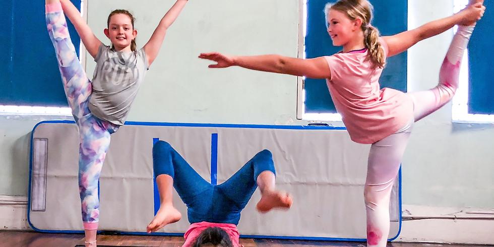 Referal Program for Kids classes @ YBR Dance Acro Newtown