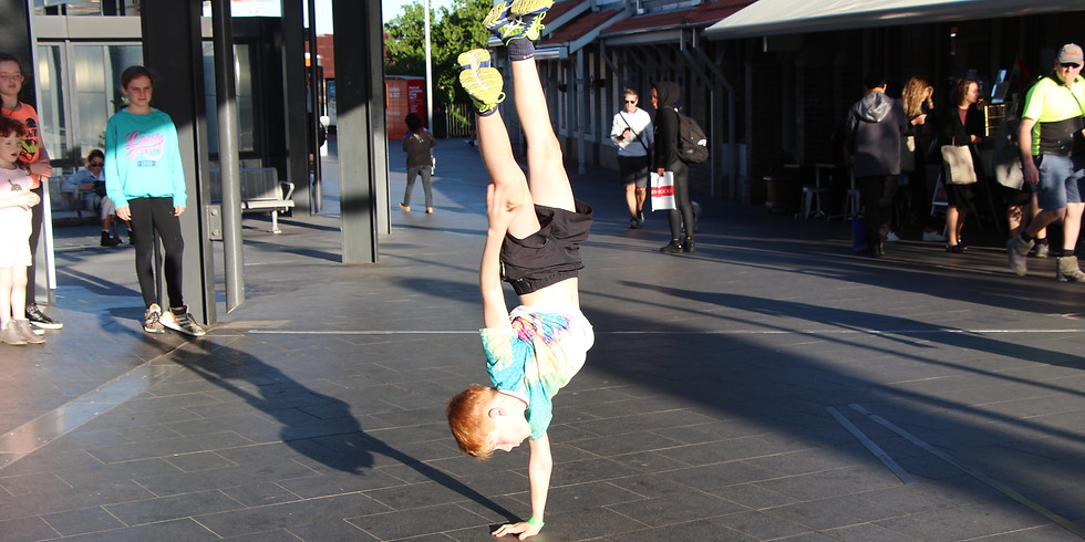 Kids all day Music Video Dance Vacation Workshop Wednesday 9th October