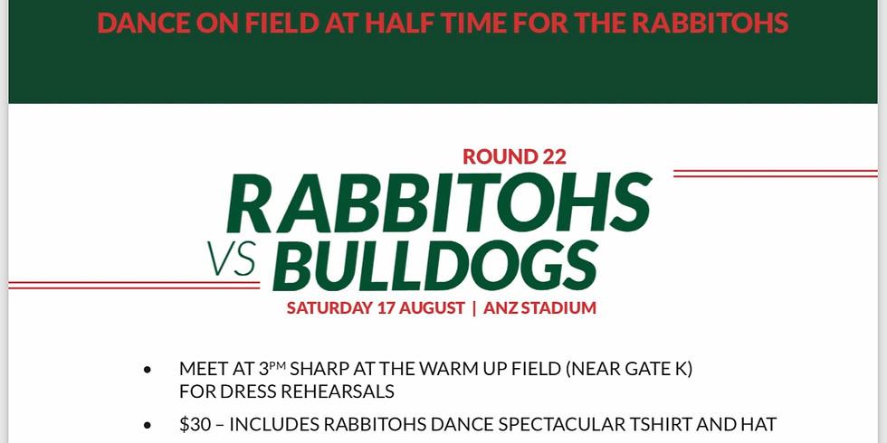 Rabbitohs Dance Spec Registration - Urgent speedy registration please