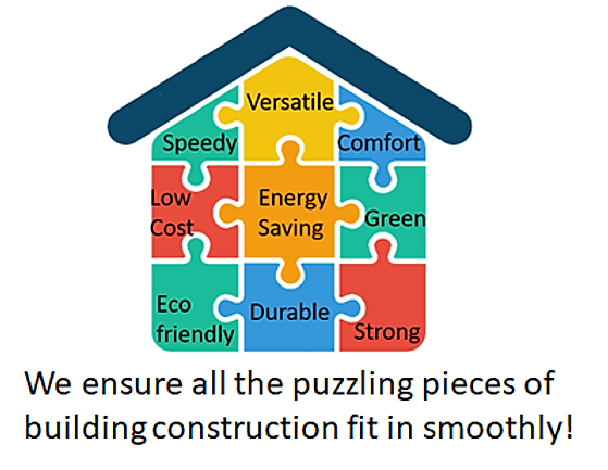 Building Insulation in India by Reliable Building Solutions (RBS)