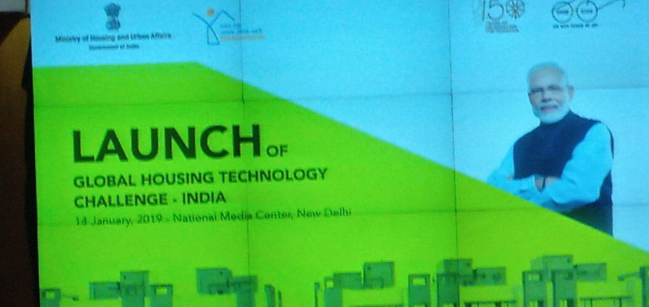GHTC global housing technology challenge India