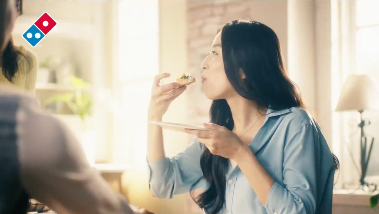 Domino's Pizza_TVCM