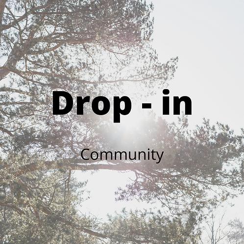 Drop-in - Community