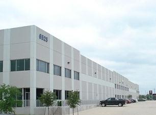 Flex Building in Houston, Texas