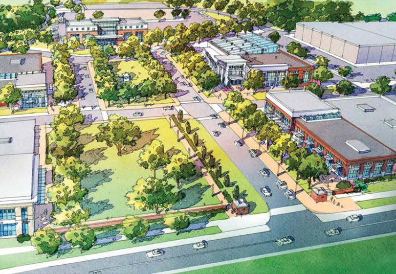 Chestertown Business Campus Rendering