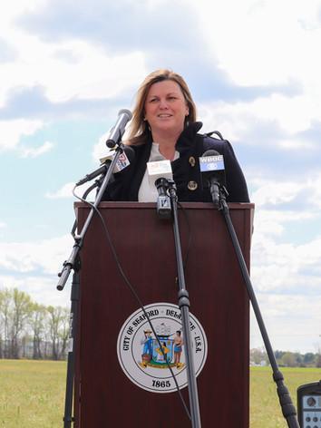 KRM Development President Kate Gray