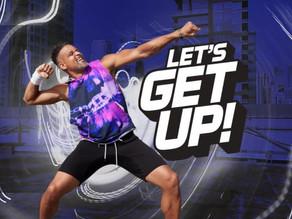 New Program Alert: Let's Get Up!