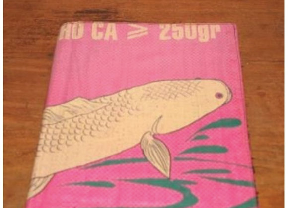 Rice Bag Book Cover