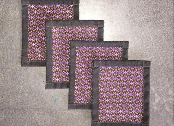 Glassmats/Coasters (set of 4)