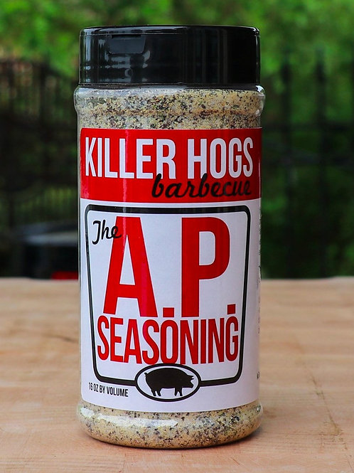 KILLER HOGS A.P. SEASONING