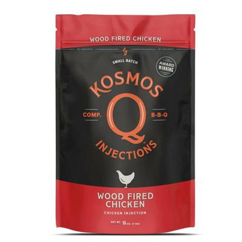 KOSMOS Q - WOOD FIRED CHICKEN INJECTION