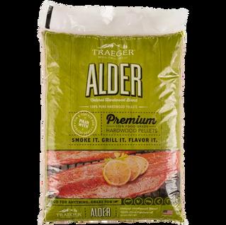 Traeger Alder Pellets 20 LBS
