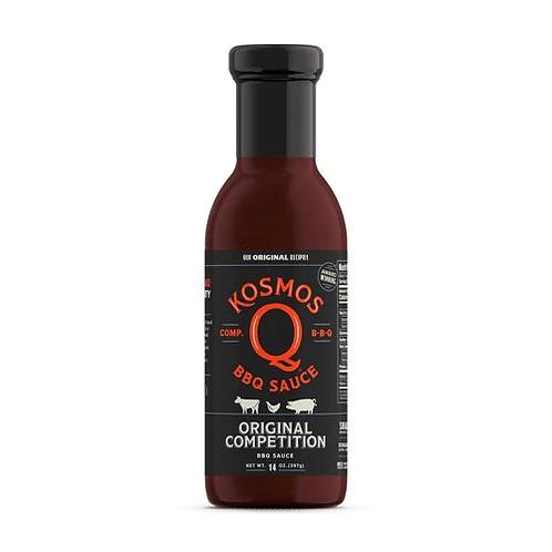 KOSMOS Q COMPETITION BBQ SAUCE