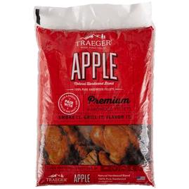 Traeger Apple Pellets