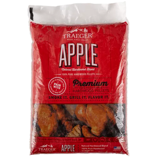 Traeger Apple Pellets 20 LBS