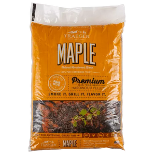 Traeger Maple Pellets 20 LBS