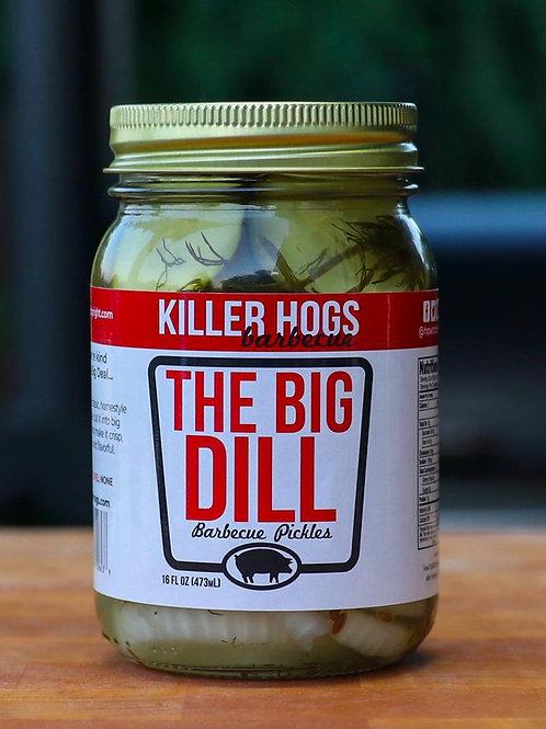KILELR HOGS THE BIG DEALBBQ PICKLES