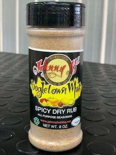 Johnny B's Spicy Dry Rub