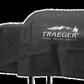 Traeger lil' Tex & Renegade