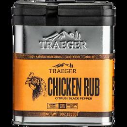 Traeger Chicken Rub