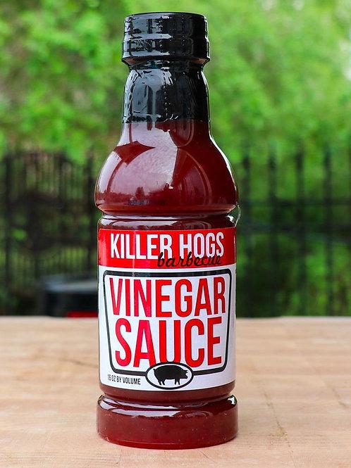 KILLER HOGS BBQ VINEGAR SAUCE