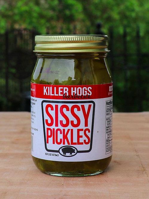 KILLER HOGS SISSY PICKLES