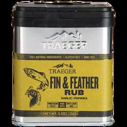 Traeger Fin & Feather Rub