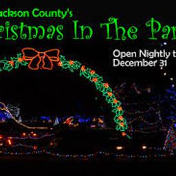 Christmas in the Park at Longview Lake