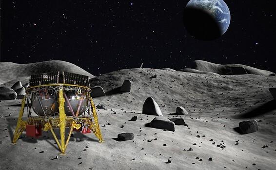 חללית על הירח