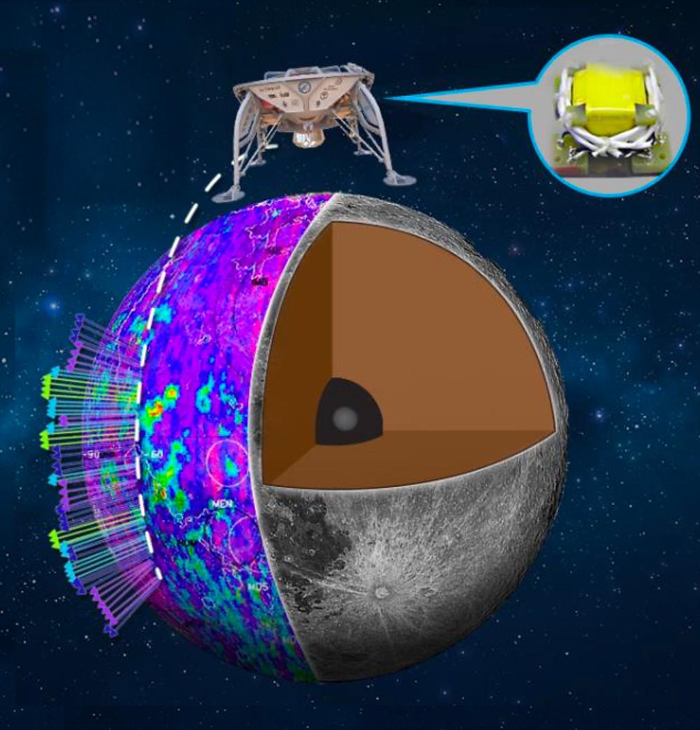 חללית בראשית המעלה הירח