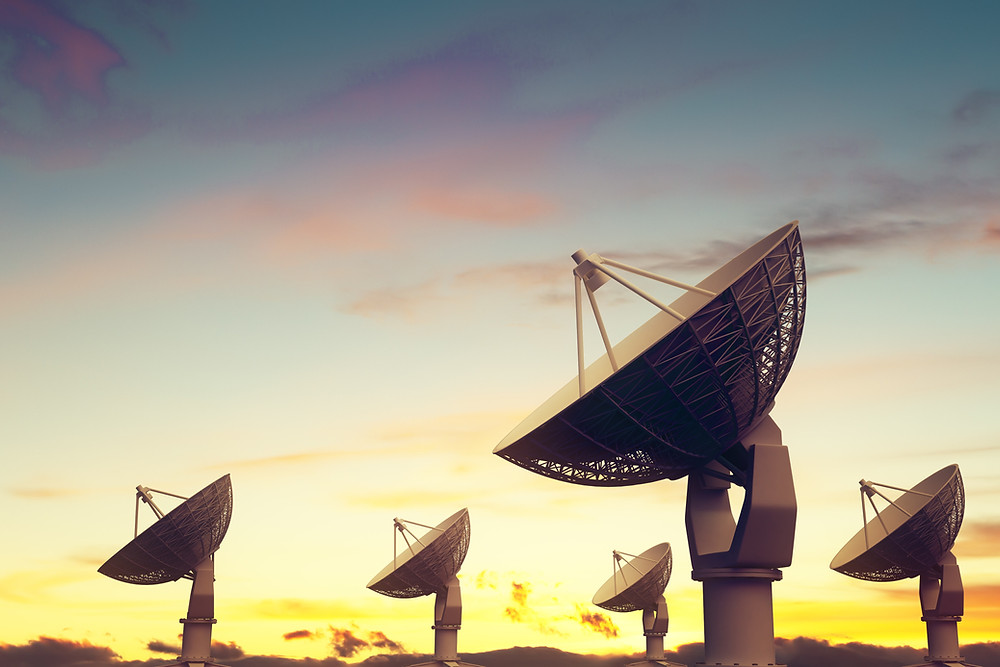 צלחות לווין