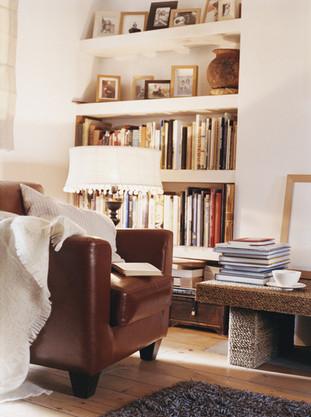 Criando sua própria biblioteca em casa