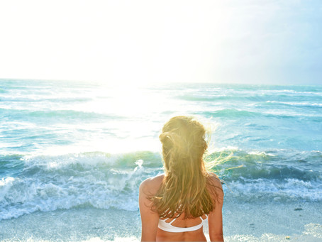 3 Au Naturel Beach Beauty Tips to help you Glow this Summer...