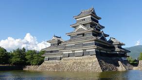 国宝松本城で真夏の薪能!