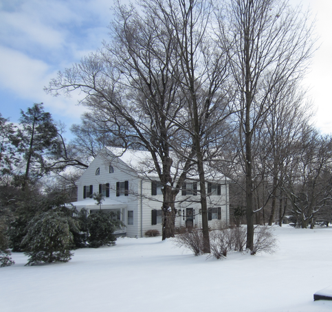 VacationHouse Bed & Breakfast Winter View