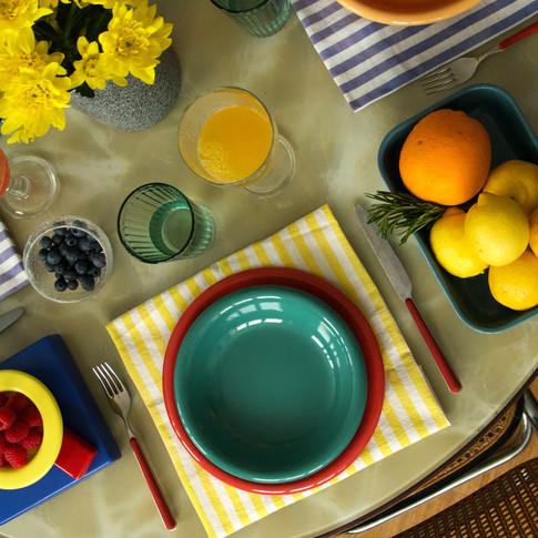 mesa de domingo