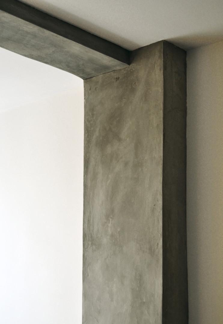 column detail