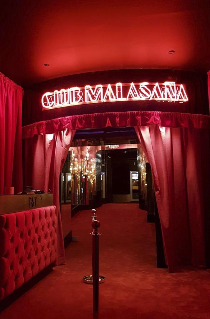CLUB MALASAÑA, 2020.